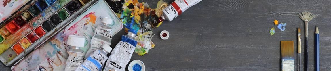 Acrylmalerei Bild