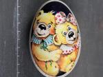 Teddypaar gelb